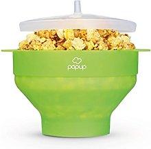 Richard Bergendi PoPuP Microwave Popcorn Popper
