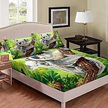richhome Mother And Baby Bed Sheet Kids Boys Girls