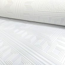 Richmond Geometric Aztec Pattern Paintable Vinyl