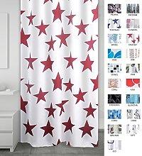 Ridder 403303-00 shower curtain textile, approx.