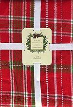 Ridgefield Home Fabric Cotton Holiday Scottish