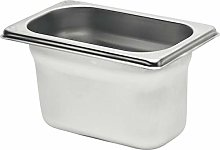 Rieber 84013044 GN Container, Stainless Steel