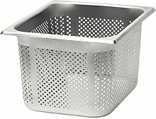 Rieber 84020119 GN Container, Stainless Steel