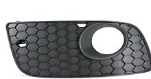 Right Front Bumper Fog Light Grill Grille Cover
