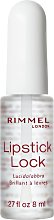 Rimmel Lipstick Lock Clear - 8ml