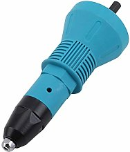 Rinclhu Electric Rivet Gun Adapter Riveting Tool