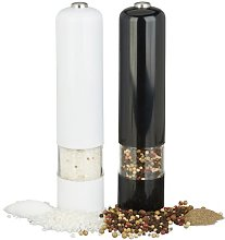 Ringo Electric Salt and Pepper Mill Set Symple