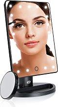 Rio 21 LED Illuminated Cosmetic and Make-up Mirror