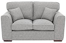 Rio Fabric 2 Seater Standard Back Sofa