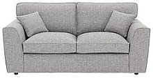 Rio Standard Back Fabric Sofa Bed