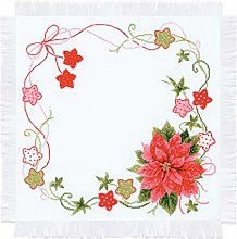 RIOLIS 1752 Christmas Table Topper Cross Stitch