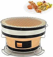 Riosupply Mini BBQ Grill- Japanese Style Clay