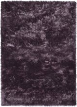Ripley Glamour Rug in Mauve with Shimmer -