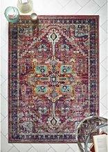 Ripley Granada Persian Style Rug in Pink -