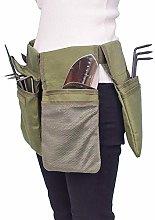 Ritapreaty Garden Tool Bag, Canvas Gardening Belt