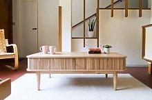 Ritz Curtain Coffee Table