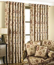 Riva Home Paoletti Zurich Ringtop Eyelet Curtains