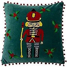 Riva Paoletti Nutcracker Cushion