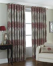 Riva Paoletti Oakdale Ringtop Eyelet Curtains