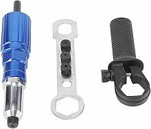 Rivet Drill Attachment Electric Riveter Conversion