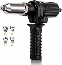 Rivet Gun Adapter Insert Set - Strong Pull Hand