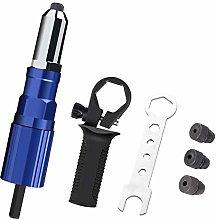 Rivet Gun Drill Adapter Electric Rivet Gun
