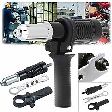 Rivet Gun Drill Adapter, Pop Insert Nut Adaptor
