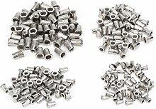 Rivet Nut Set, Stainless Steel Insert Nut, for
