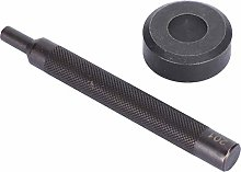 Rivet Setter Tool, Snap Button Mounting Rod Base,
