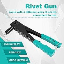 Rivet Tool High Quality for 2.4mm, 3.2mm, 4.0mm,