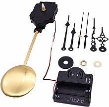 RJJX Quartz Pendulum Clock Movement Mechanism DIY