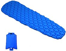 RKRLJX Camping Inflatable Mattress in Tent Folding