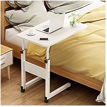 RKRXDH Days Overbed Table, Adjustable Height,