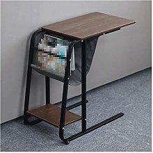 RKRXDH Laptop Desk Bed Tray Adjustable Laptop Mesa