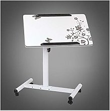 RKRXDH Laptop Desk Computer Desk Bed Tables With