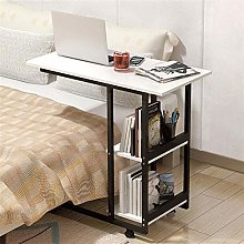 RKRXDH Laptop Table Adjustable Computer Desk Bed