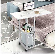 RKRXDH Laptop Table Bedside Laptop Desk Adjustable