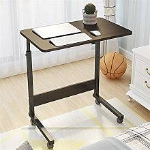 RKRXDH Laptop Table Household Lifting Adjustable