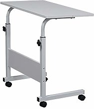 RKRXDH Laptop Table Removable Chipboard Steel Side