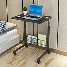 RKRXDH Laptop Table Simple Computer Desk Bed Table