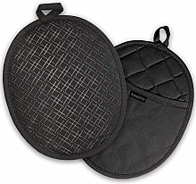Rmolitty Pot Holders, Heat Resistant up to 500F