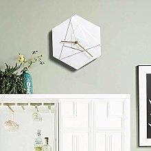 Rnwen Wall clock Creative Wall Clock Segment
