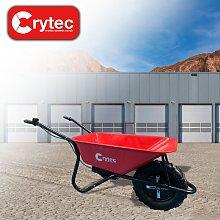 Roadrunner Electric Wheelbarrow - Crytec