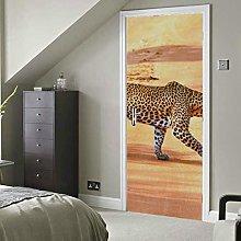 Roar Fierce Animal Beast Wild Leopard