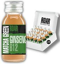 ROAR Shots, NEW Matcha Green Shot Pack, Refreshing