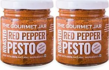 Roasted Red Pepper Pesto (Pack of 2)