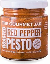 Roasted Red Pepper Pesto (with Chironji Seeds) 190