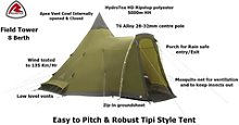 Robens Field Tower - 8 Berth Tipi - Robust & Easy