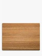 Robert Welch Oak Wood Chopping Board, 30cm
