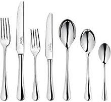 Robert Welch Radford Cutlery Set, 56 Piece/8 Place
